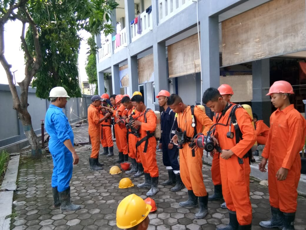 SERTIFIKAT BASIC SAFETY TRAINING